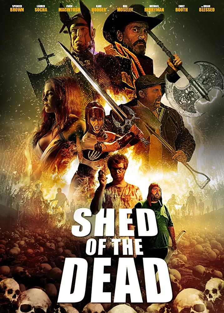 Shed Of The Dead 2019 1080p BluRay x264-GUACAMOLE