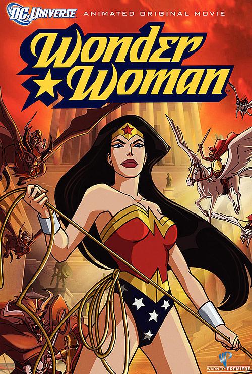 Wonder Woman 2009 720p BluRay H264 AAC-RARBG
