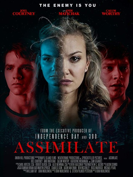 Assimilate (2019) HDRip XViD  ETRG