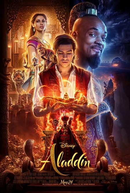 Aladdin 2019 HDCam x264 AC3 (1XBET)
