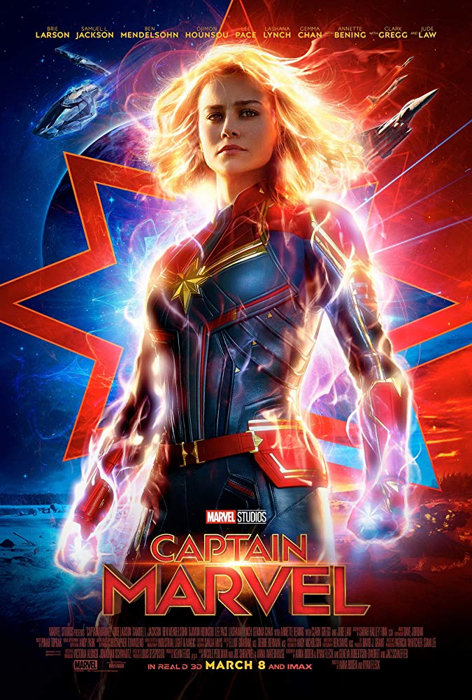 Captain Marvel 2019 1080p WEB-DL H264 AC3-EVO