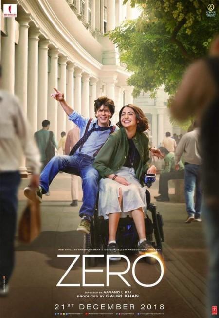 Zero (2018) Hindi 720p BluRay x264 AAC 5.1 ESubs -UnknownStAr Telly