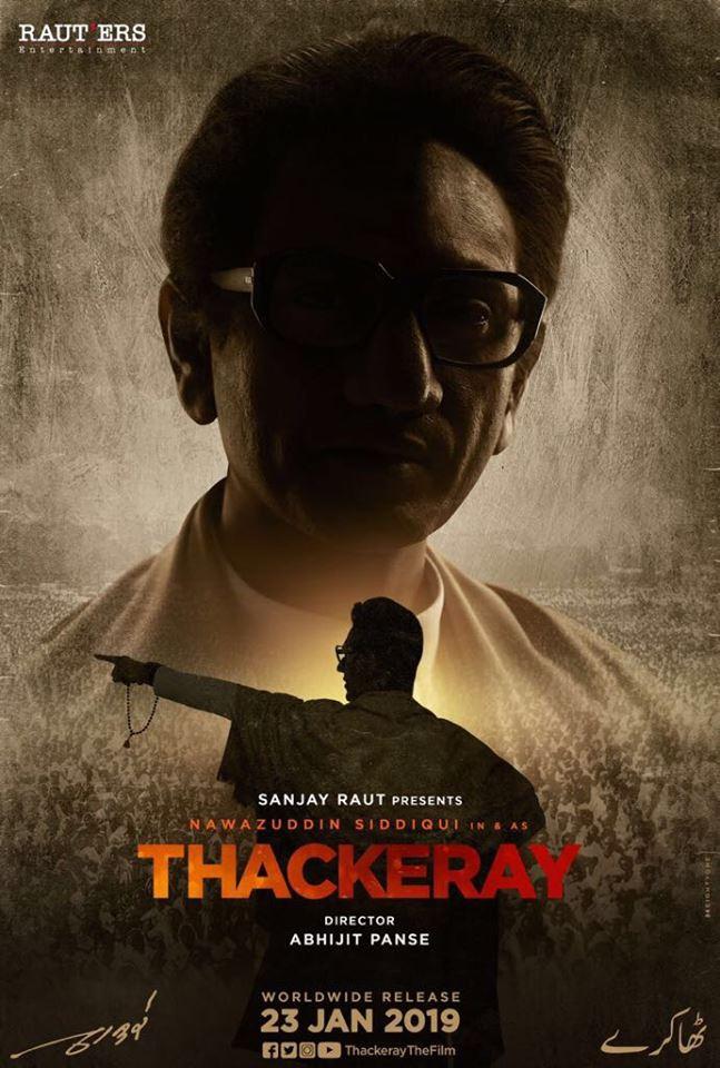Thackeray 2019 Hindi 720p BluRay x264 DD 5 1 - LOKiHD - Telly