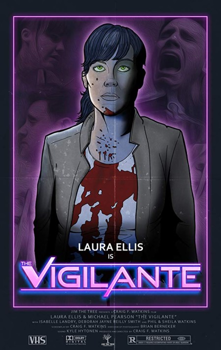 A Vigilante (2019) BRRip XviD AC3-EVO