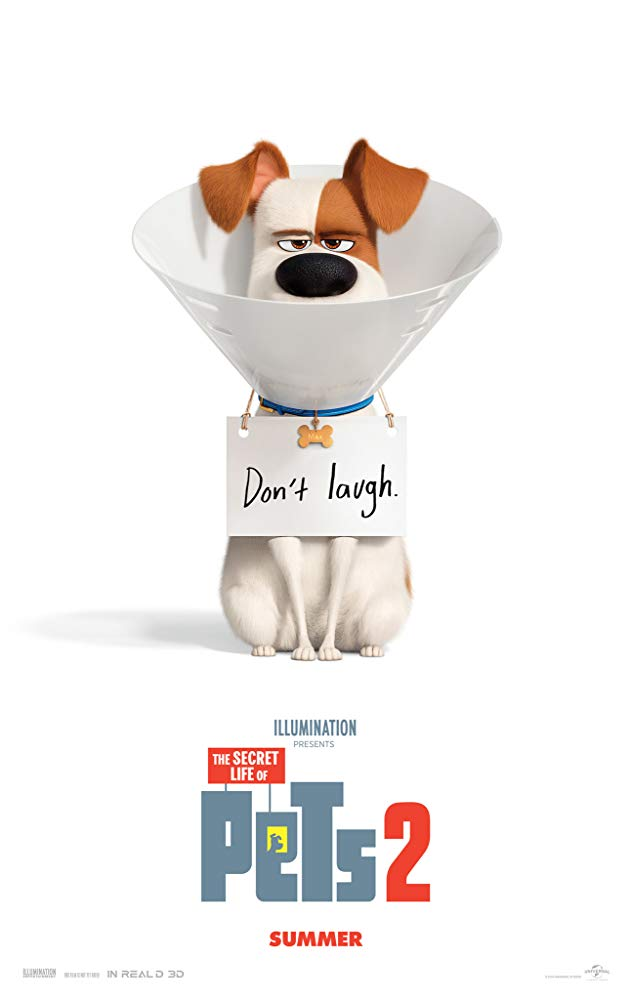 The Secret Life of Pets 2 2019 HDCAM x264 AC3-ETRG