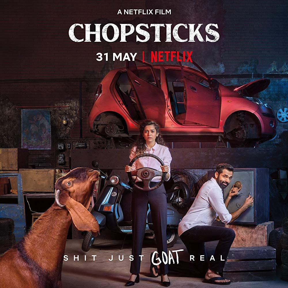 Chopsticks 2019 Hindi-English 720p NF WEB-DL 1 8GB MSub[MB]