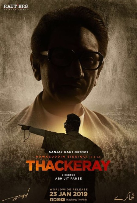 Thackeray (2019) (1080p BluRay x265 HEVC 10bit AAC 5 1 Hindi Natty) QxR