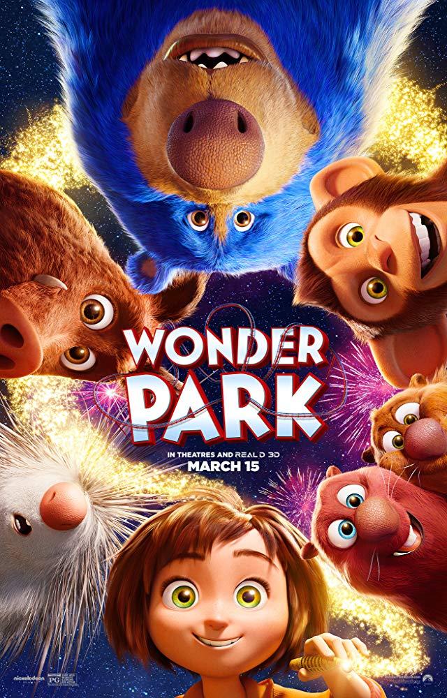 Wonder Park 2019 WEB-DL XviD MP3-FGT