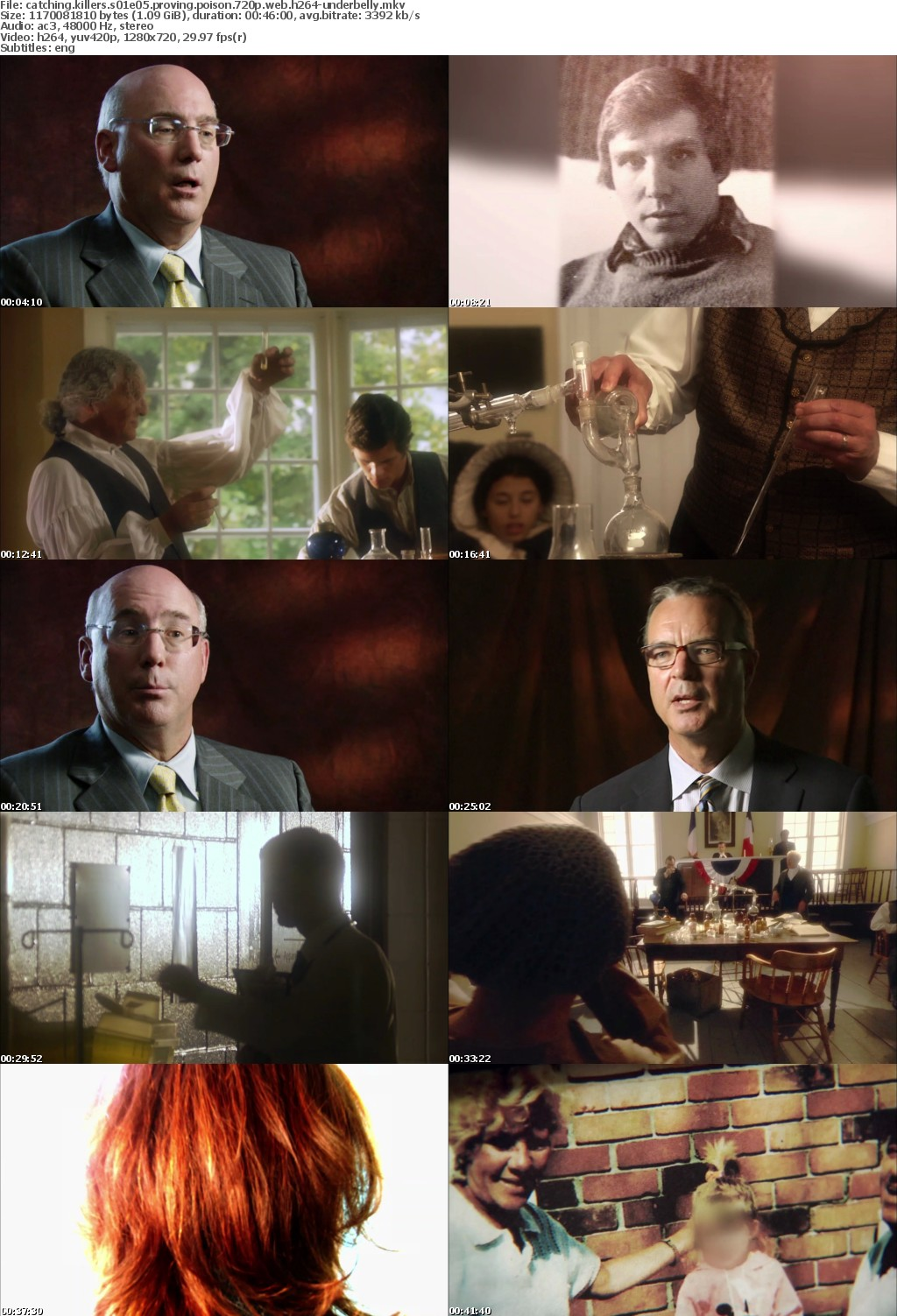 catching killers s01e05 proving poison 720p web h264-underbelly