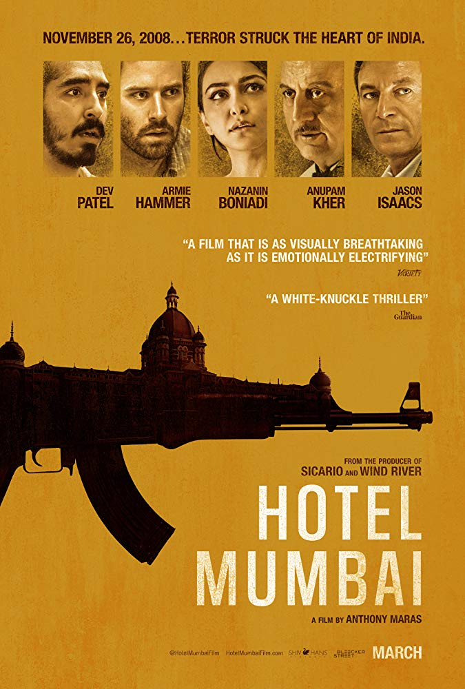 Hotel Mumbai 2018 English 1080p BluRay X264 AAC 2 4GB [MB]
