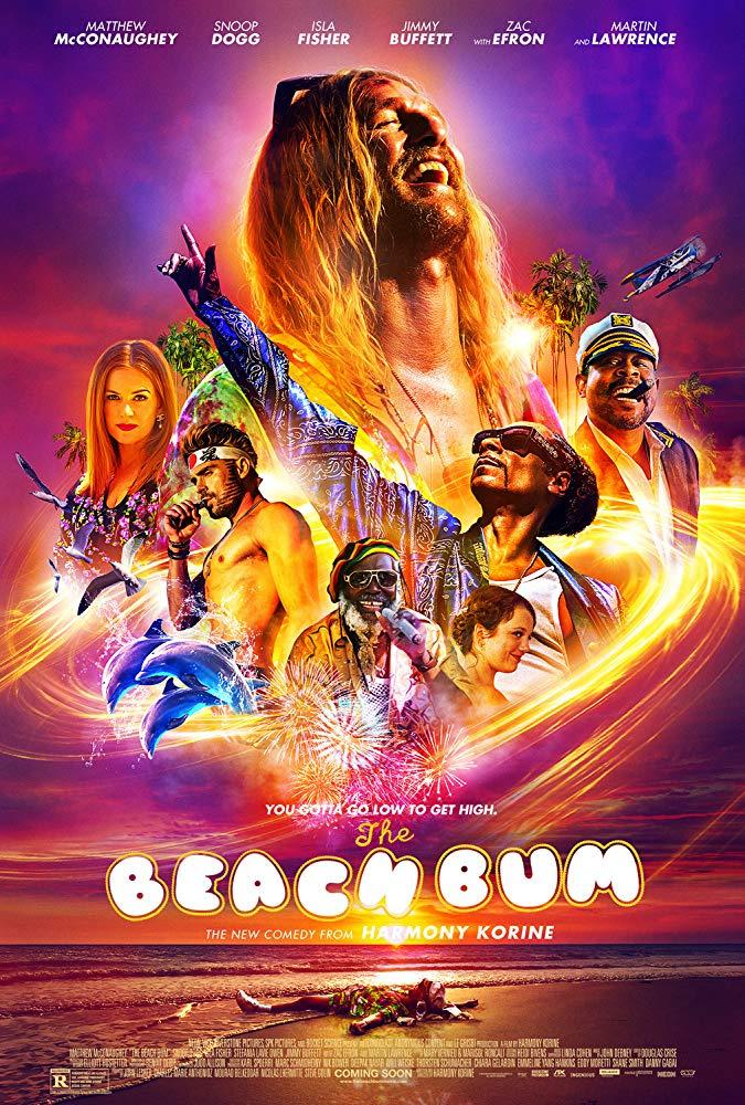 The Beach Bum 2019 720p BRRip XviD AC3-EVO[TGx]