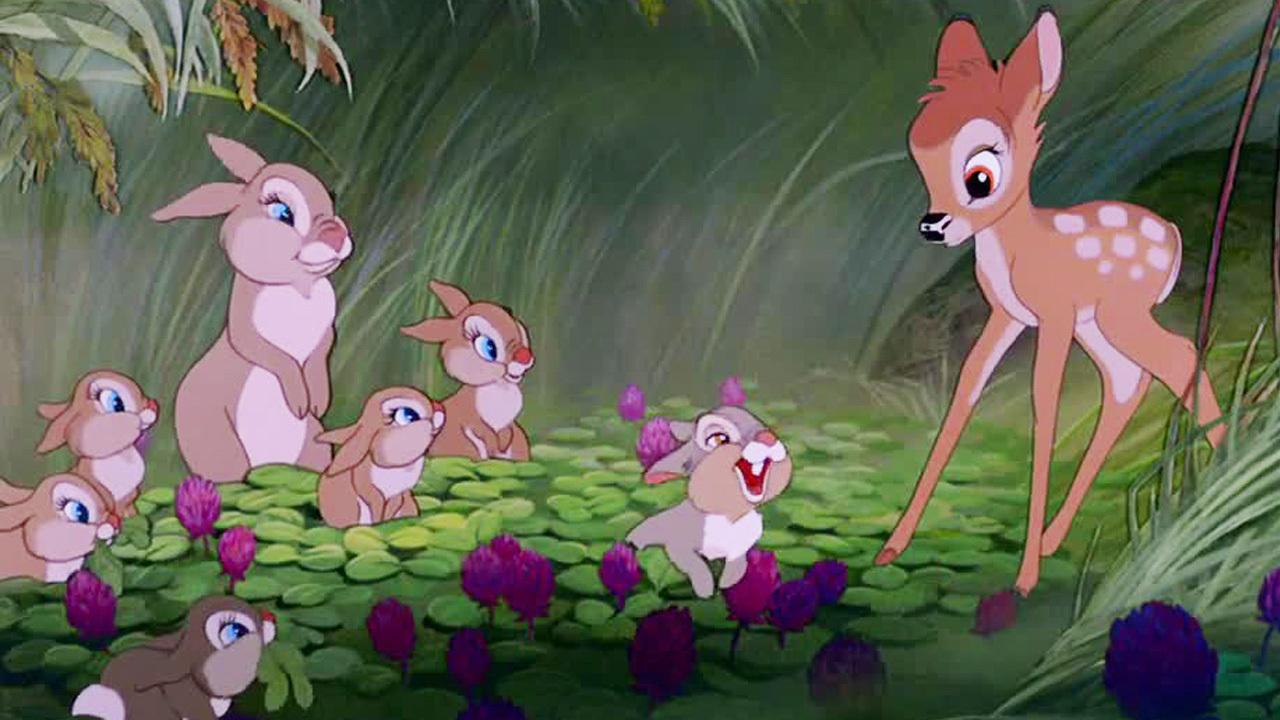 Bambi 1942 720p BluRay x264-x0r