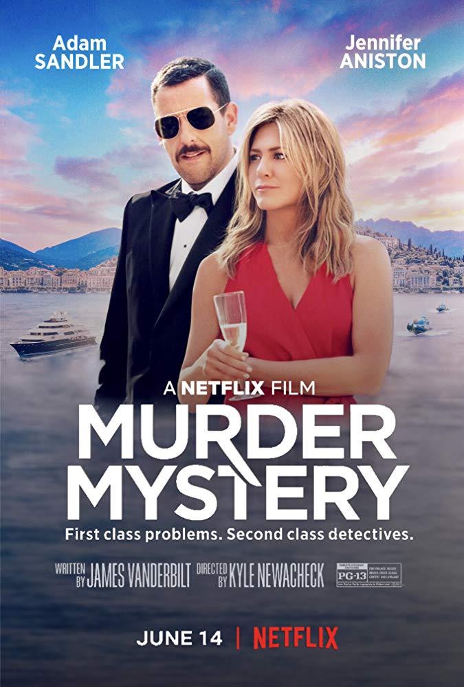 Murder Mystery 2019 [WEBRip] [1080p] YIFY
