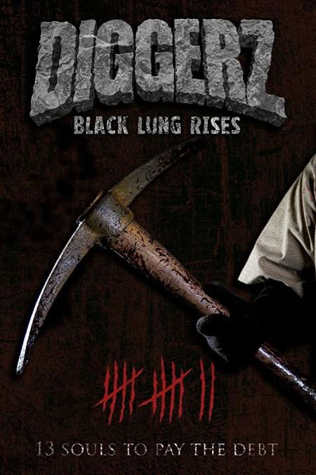 Diggerz Black Lung Rises (2017) HDRip 720p x264 - SHADOW