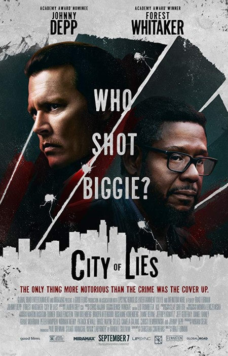 City of Lies 2018 720p BRRip XviD AC3-XVID