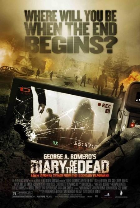 Diary Of The Dead 2008 720p BluRay H264 AAC-RARBG