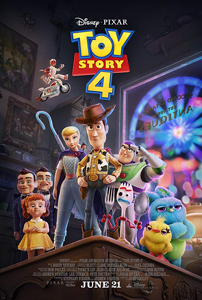 Toy Story 4 2019 Movies HDCam x264 Clean Audio New Source with Sample