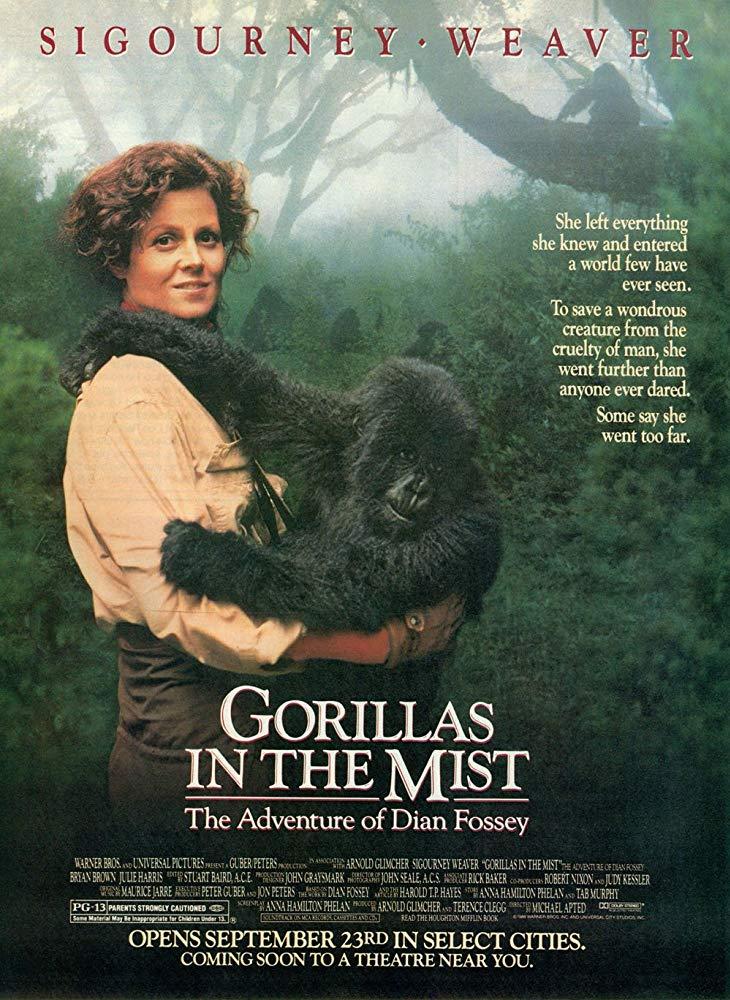 Gorillas In The Mist 1988 1080p BluRay H264 AAC-RARBG