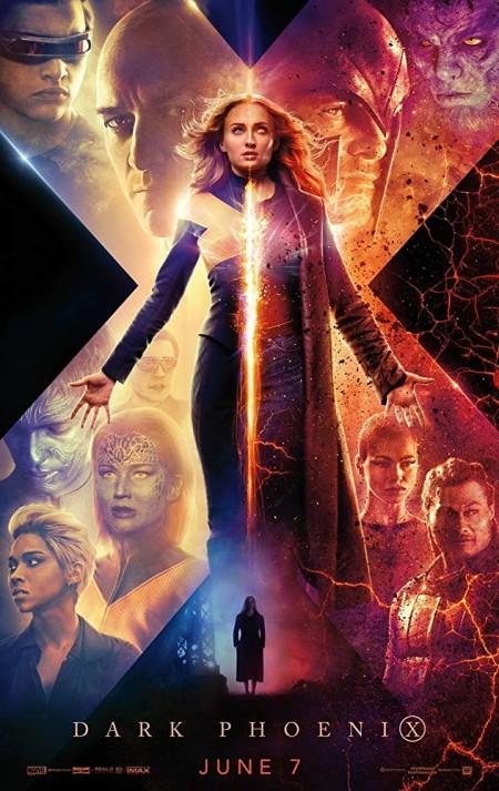 Dark Phoenix 2019 NEW HDCAM x264 AC3-ETRG