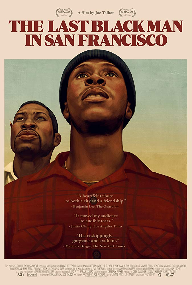 The Last Black Man in San Francisco 2019 720p HDCAM X264 900MB[MB]1XBET