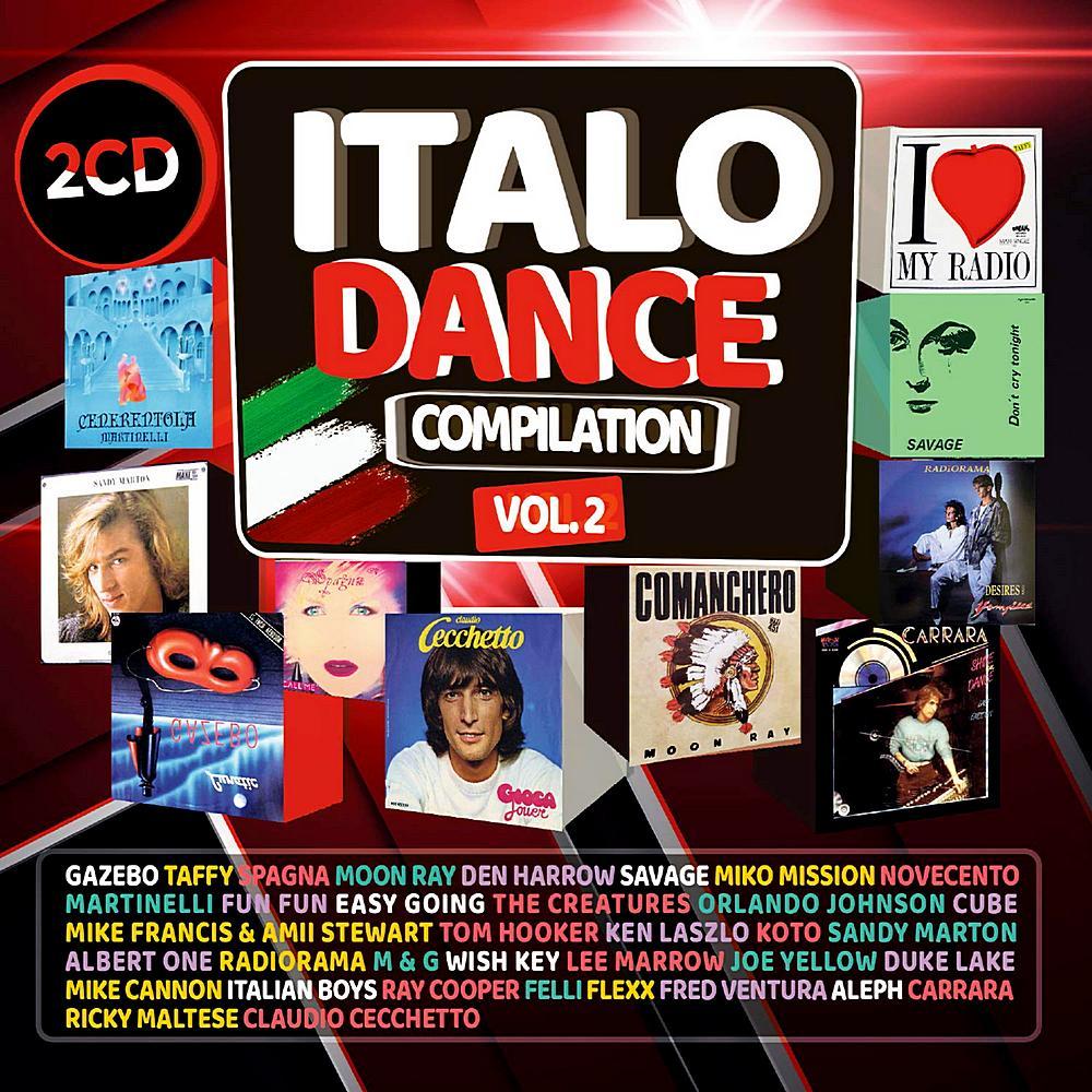 VA - Italo Dance Mania Vol 2 [2CD] (2019)