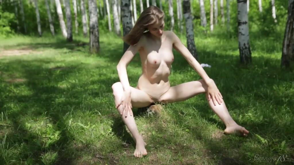 Stunning18 19 07 01 Anna R Slender Tree XXX 1080p MP4-KTR