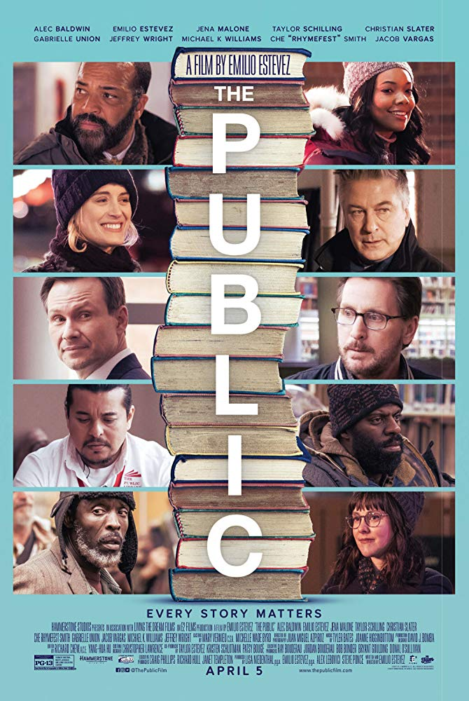 The Public 2018 WEB-DL XviD AC3-FGT
