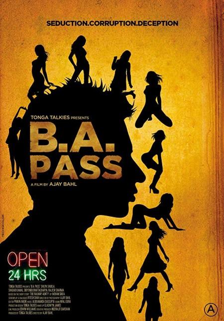 B A Pass (2012) Hindi 720p WEB DL x264 AAC 5 1 MSubs Sun George