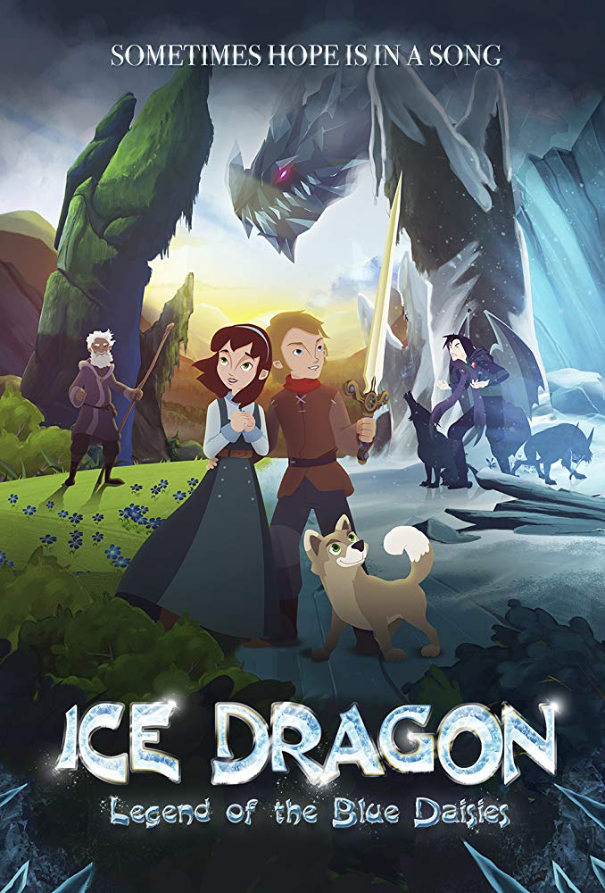 Ice Dragon Legend Of The Blue Daisies 2018 BDRip x264-GETiT[EtMovies]