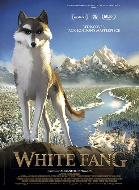 White Fang 2018 1080p NF WEB DL x264 Dual Audio Hindi DD 5 1 English DD 5 1 ESub MW