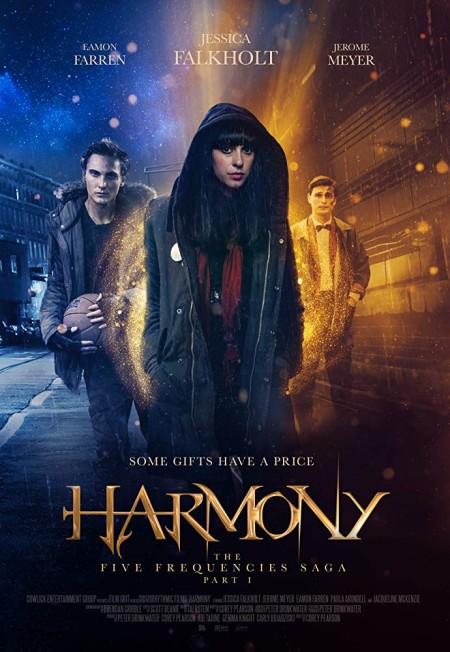 Harmony (2018) HDRip AC3 x264 CMRG