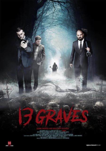 13 Graves (2019) HDRip AC3 x264 CMRG