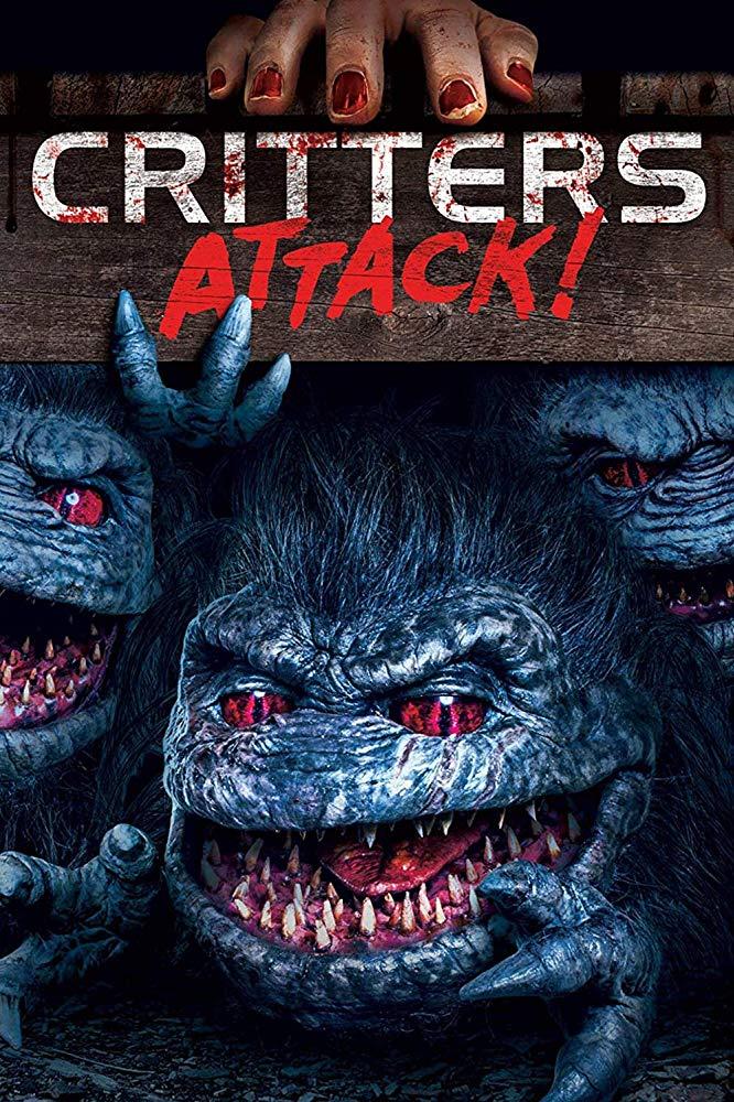 Critters Attack 2019 DVDRip XviD AC3-EVO[TGx]