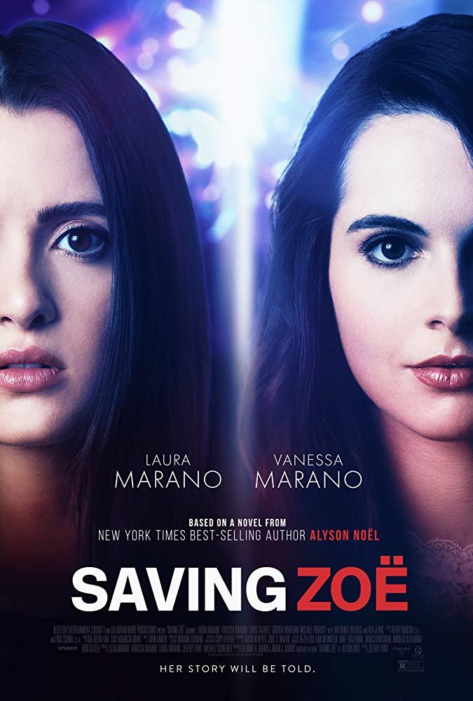 Saving Zoe 2019 720p WEBRip 800MB x264-GalaxyRG