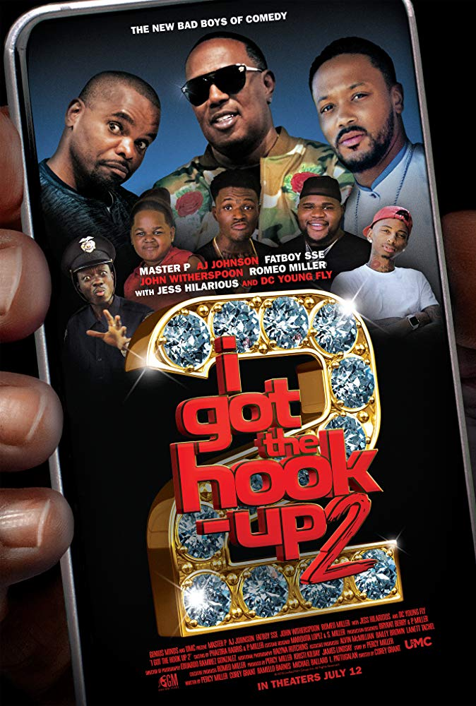I Got The Hook Up 2 2019 HDRip XviD AC3-EVO