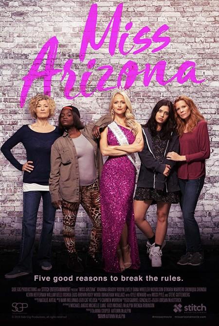 Miss Arizona (2018) 1080p WEB DL H264 AC3 EVO