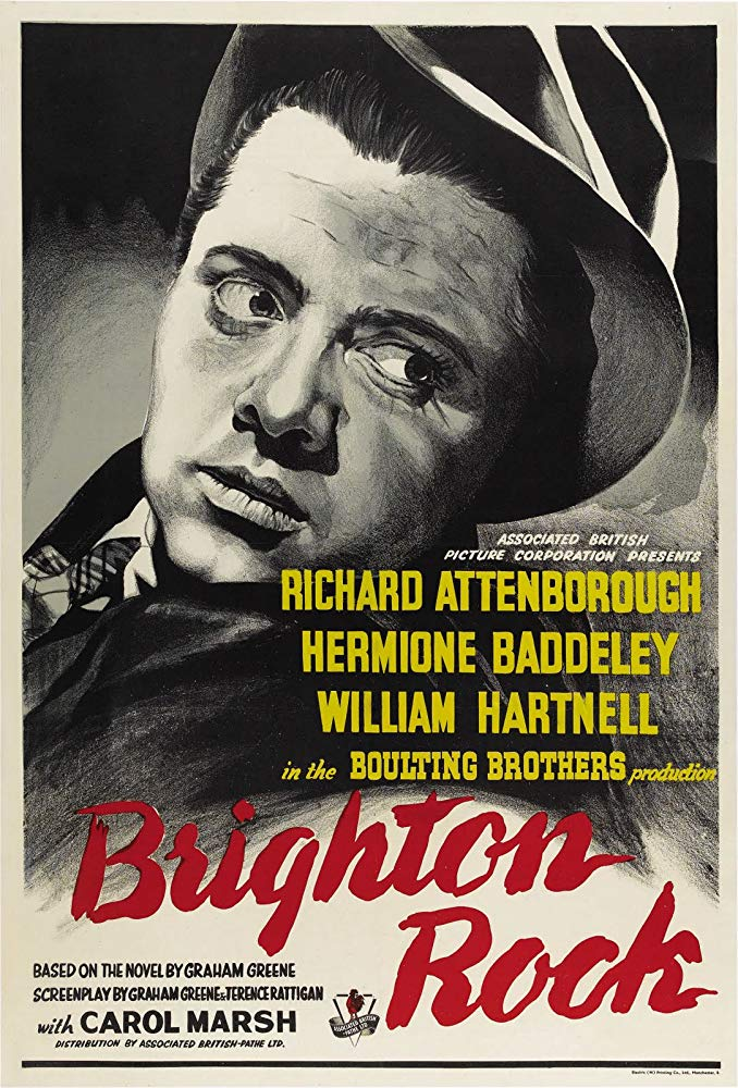 Brighton Rock 1948 BRRip XviD MP3-XVID