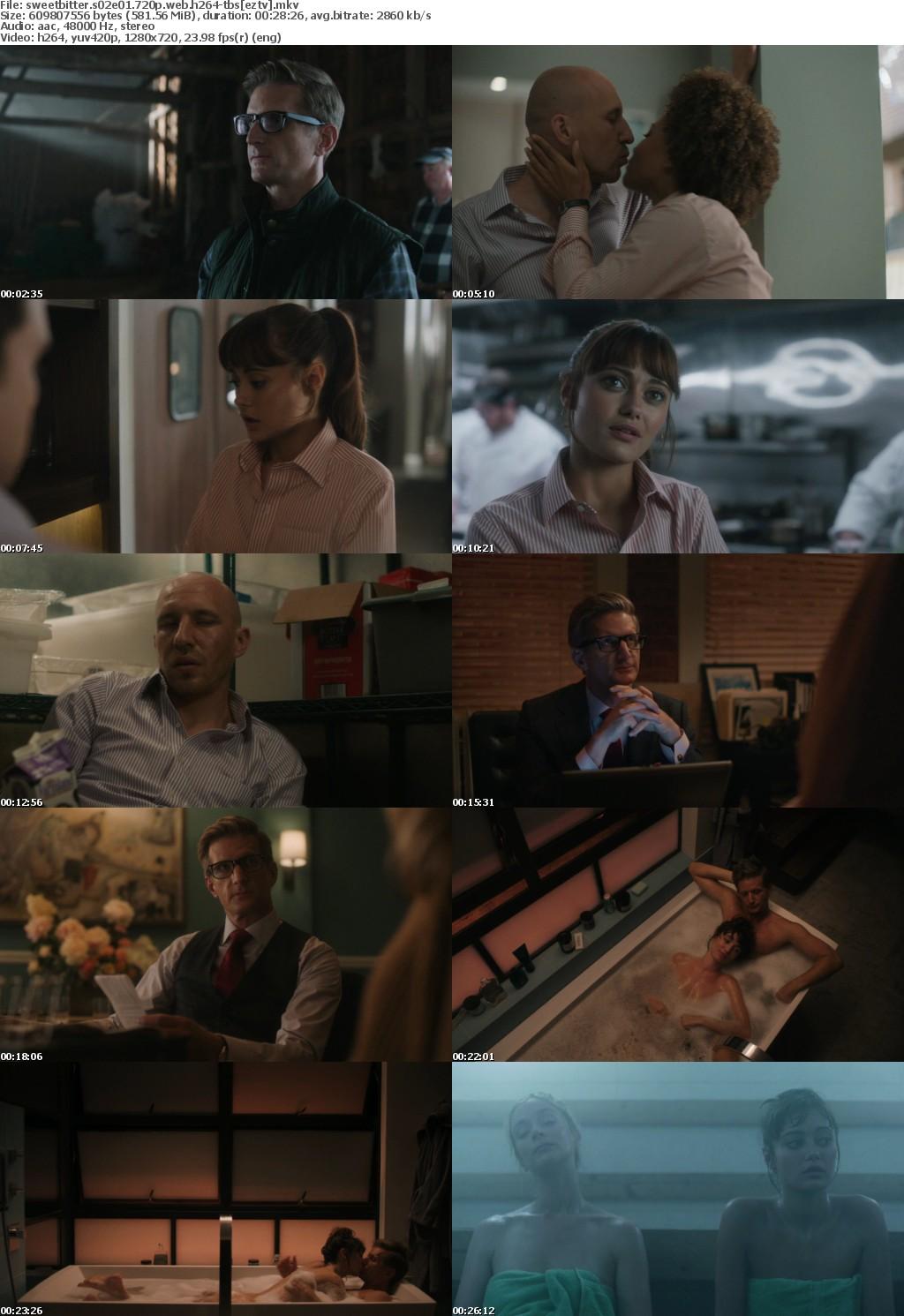 Sweetbitter S02E01 720p WEB h264 TBS