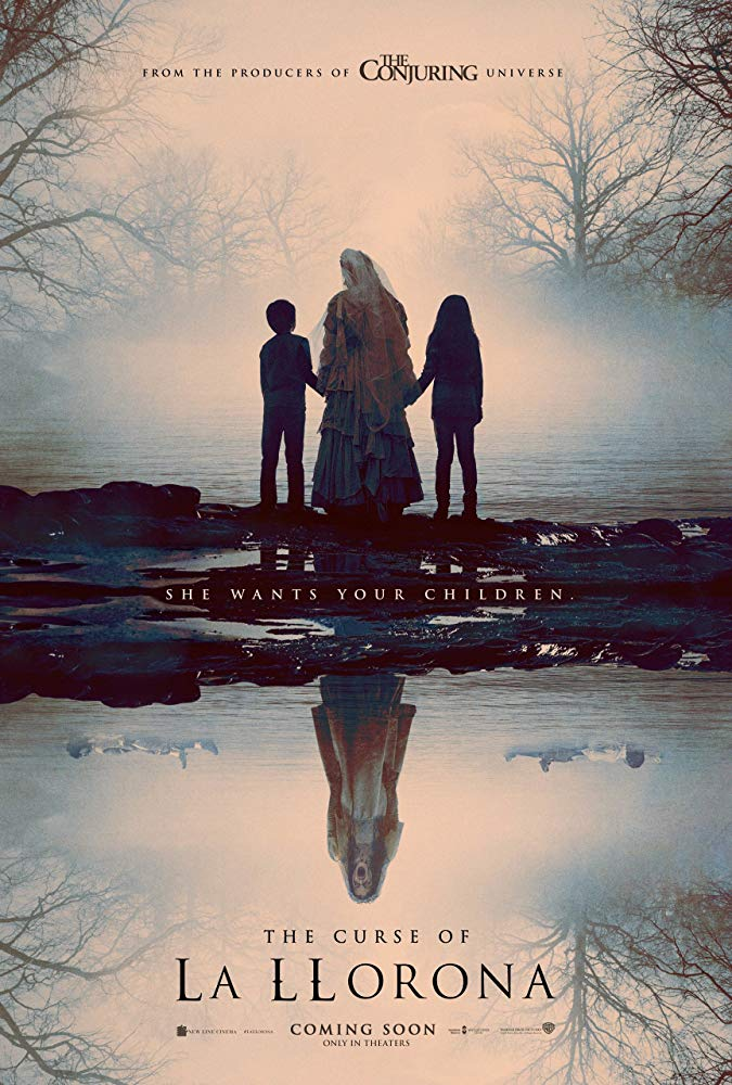 The Curse of La Llorona 2019 HDRip XviD AC3-EVO[TGx]