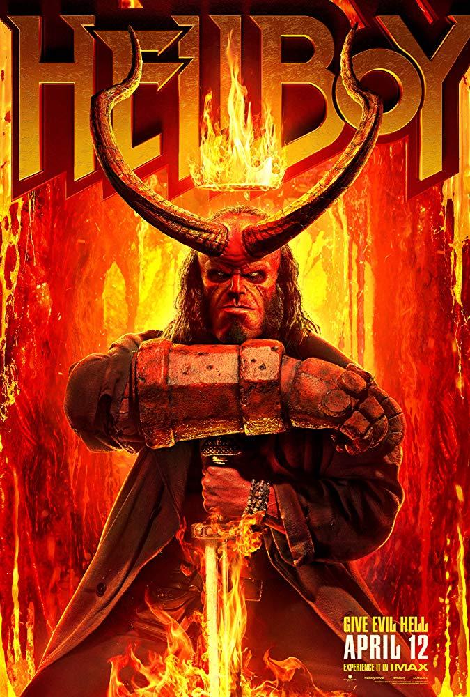 Hellboy 2019 1080p BrRip 6CH x265 HEVC-PSA