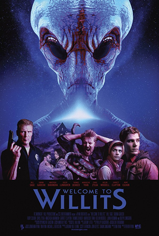 Welcome to Willits 2016 BRRip XviD MP3-XVID
