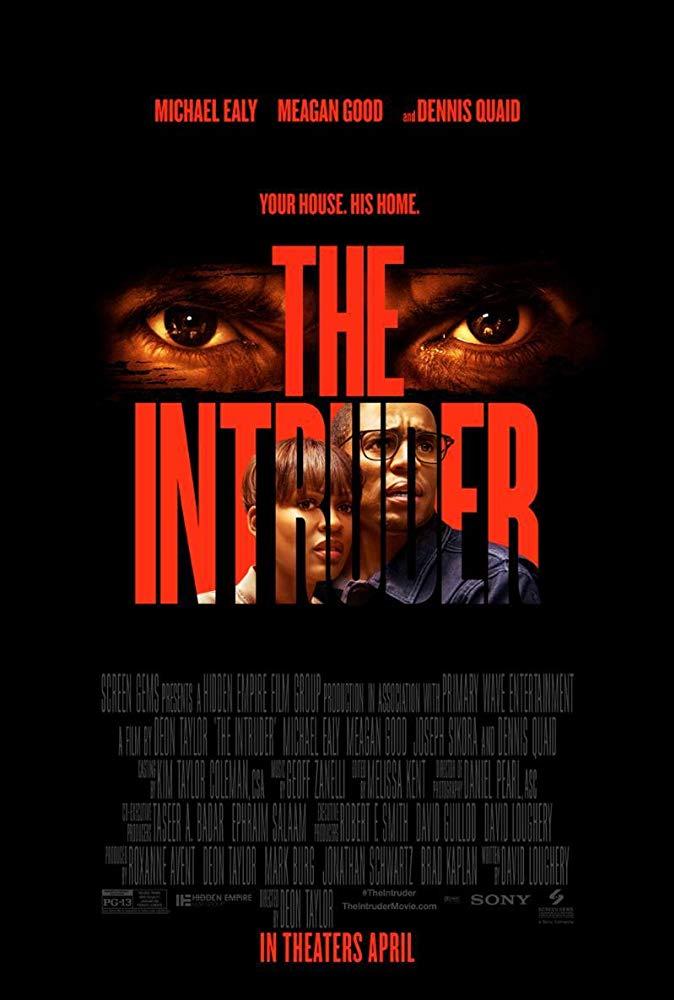The Intruder 2019 1080p BluRay x264-DRONES