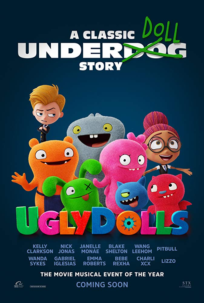 UglyDolls 2019 1080p BluRay H264 AAC-RARBG