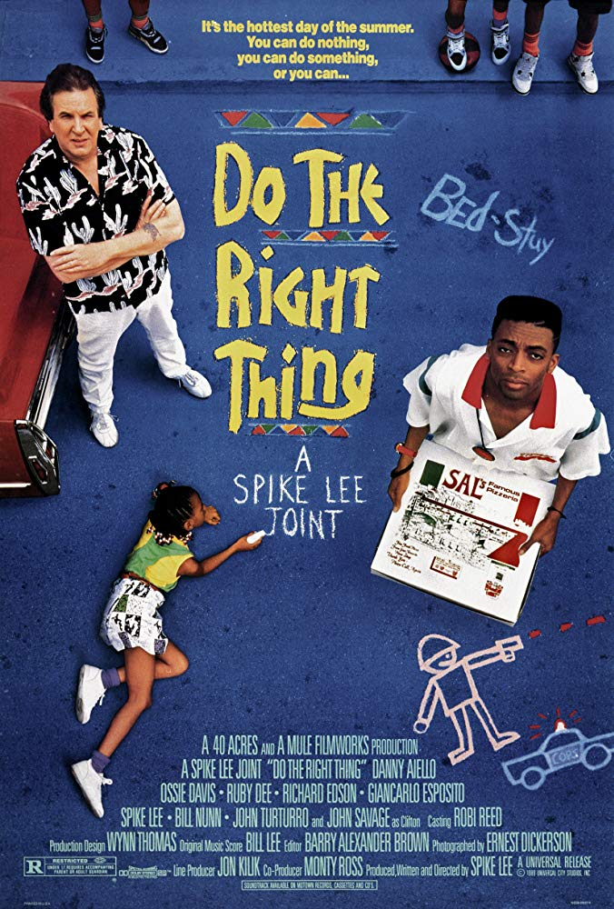 Do the Right Thing 1989 REMASTERED 1080p BluRay x264-SiNNERS