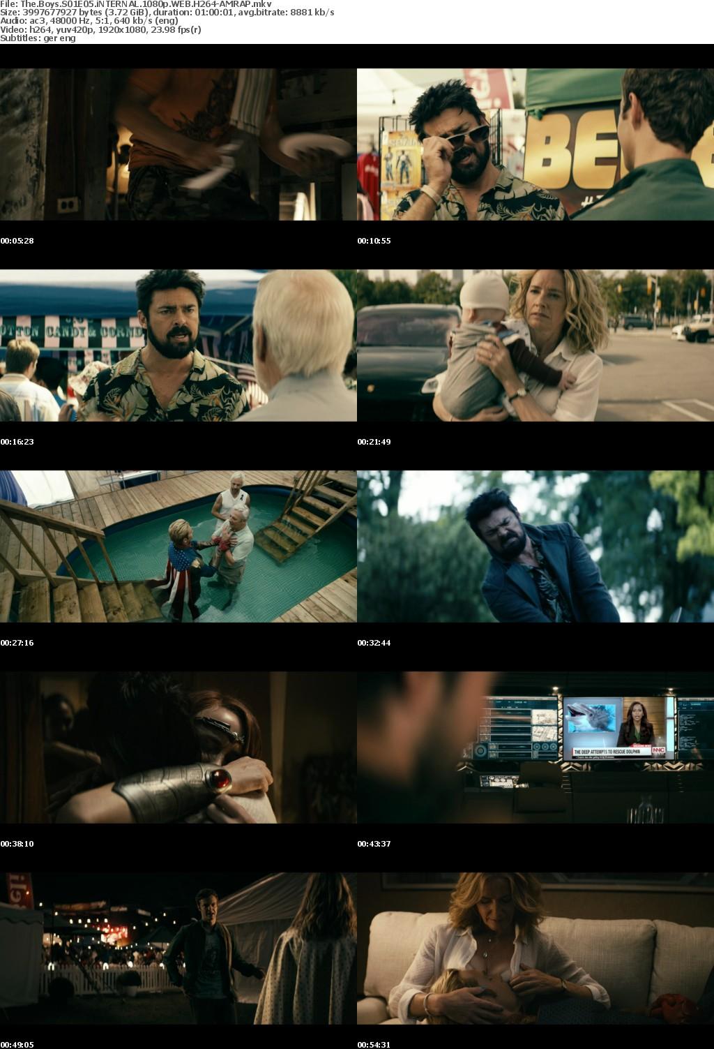 The Boys S01E05 iNTERNAL 1080p WEB H264-AMRAP