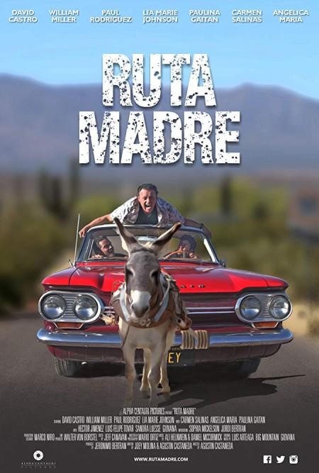 Ruta Madre (2019) 720p WEBRip 800MB x264 GalaxyRG