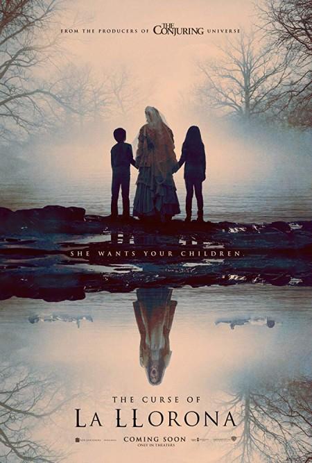 The Curse of La Llorona 2019 1080p WEB DL H264 AC3 EVO