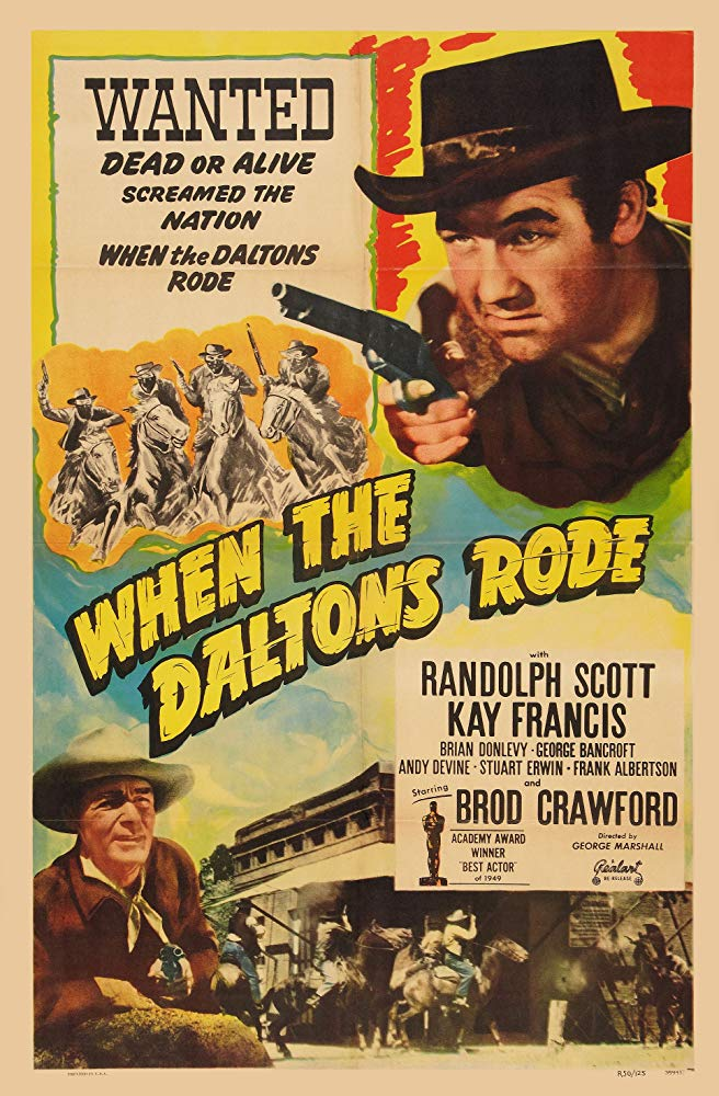 When the Daltons Rode 1940 [BluRay] [720p] YIFY