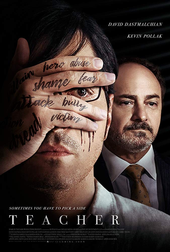 Teacher 2019 HDRip AC3 x264-CMRG[TGx]