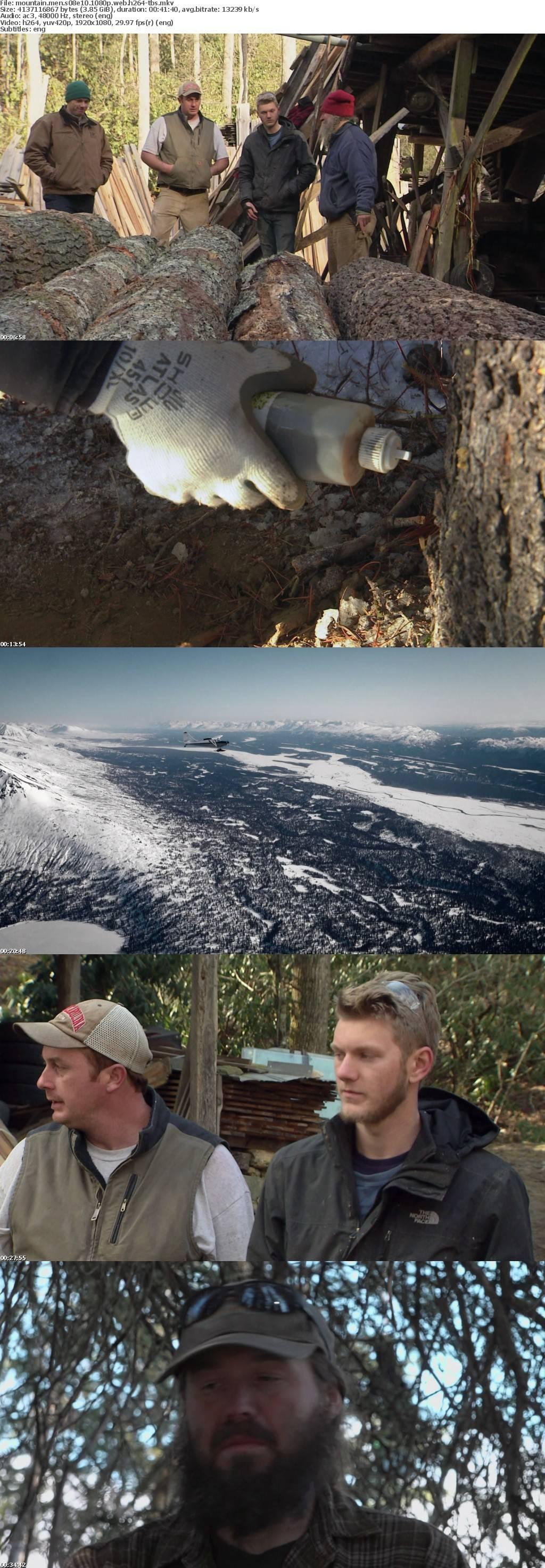 Mountain Men S08E10 1080p WEB h264-TBS